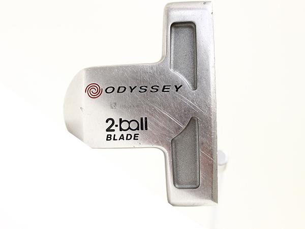オデッセイ 2-ball BLADE WHITE HOT 33インチ