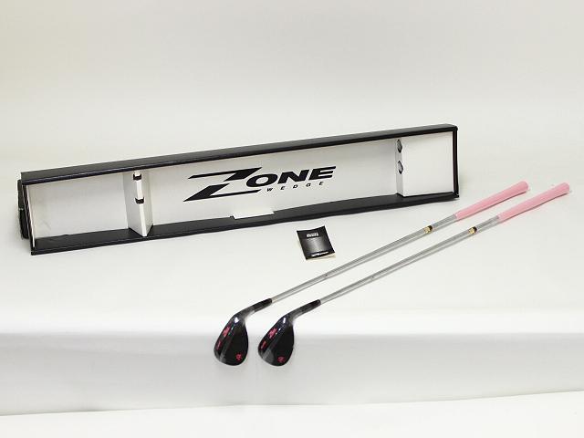 Zone さくら Wedge S/W+SW 2本セット 未使用品