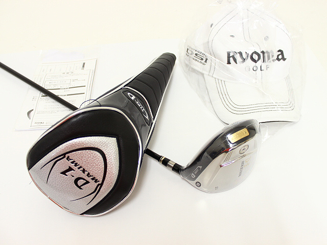 リョーマゴルフ MAXIMAD-1 タイプD