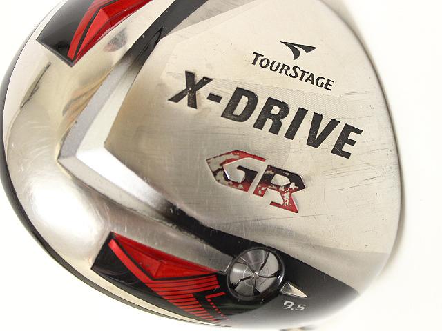 ツアーステージ X-Drive GR 9.5° 買取