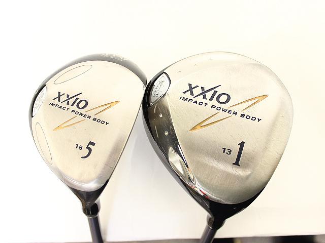 ゼクシオ XXIO MP300 レディス1W・5W クラブ買取