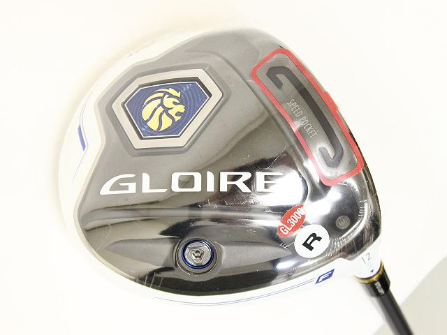 テーラーメイド グローレF GL3000 クラブ買取