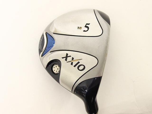 ゼクシオXXIO5 5W 18° MP500 ゴルフクラブ買取